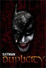 BATMAN DUPLICITY